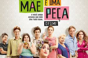 'Minha Mãe É Uma Peça – O Filme' faz mais de 1 milhão de espectadores