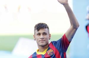 Neymar estreia oficialmente pelo Barcelona no dia 17 de agosto, no Camp Nou