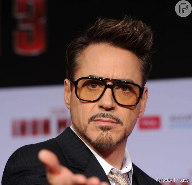 Robert Downey Jr. está no topo da lista dos atores mais bem pagos de Hollywood, segundo a revista 'Forbes'