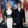 Gwyneth Paltrow é o par romântico de Robert Downey Jr. na série 'Homem de Ferro
