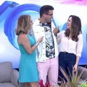 André Marques comenta relação com Fernanda Vasconcellos: 'Melhor ex-namorado'
