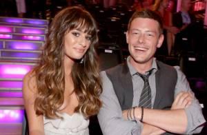 Cory Monteith: Lea Michele visita hotel onde namorado foi encontrado morto
