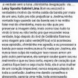 O ex-dançarino escreveu um desabafo no facebook após Joelma contar em depoimento que o ex-marido já teria agredido um dançarino da banda