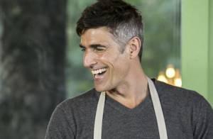 Reynaldo Gianecchini conta no 'Estrelas' que mudou a alimentação após o câncer