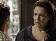 'Além do Tempo': Emília decide ir embora da cidade com Bernardo e deixar Lívia
