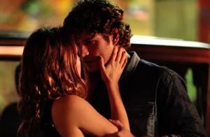 'Sangue Bom': Bento pede Malu (Fernanda Vasconcellos) em casamento