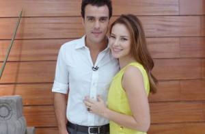 Paolla Oliveira fala sobre cerimônia de casamento:  'Nunca tive esse sonho'