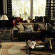 Mariah (Lúcia Veríssimo) tenta se esquivar das perguntas de Paloma (Paolla Oliveira), em 'Amor à Vida'