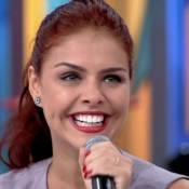 Paloma Bernardi chora por causa do Papa e dança com avó no 'Encontro'