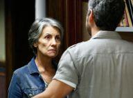 'A Regra do Jogo': Romero revela que é filho de Djanira e ela o ameaça com faca