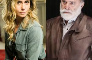 Novela 'A Regra do Jogo': Atena atira no ombro de Zé Maria para salvar Romero