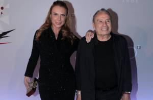 Mulher de Stênio Garcia agradece apoio após fotos nuas vazarem: 'Estamos firmes'