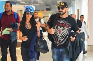 Aline Riscado e Rodrigo Riscado anunciam separação após 7 anos: 'Amigável'