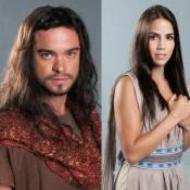 Sidney Sampaio e Pérola Faria, de 'Os Dez Mandamentos', estarão em 'Josué'