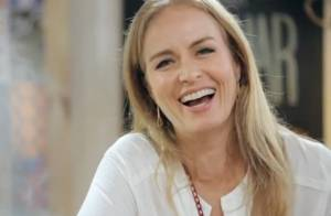Angélica conta que sua filha caçula, Eva, não gosta de doces: 'Graças a Deus'