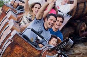 Wanessa curte férias com a família nos EUA: 'Amor que não cabe no peito'. Fotos!