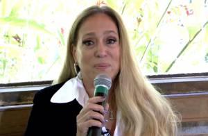 Susana Vieira pede tempo para se recuperar após ouvir relato de violência no Rio