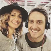 Igor Angelkorte publica foto com Camila Pitanga e fãs elogiam: 'Casal lindo'
