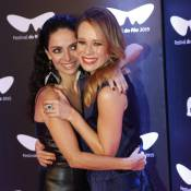 Cláudia Ohana sobre cena de sexo lésbico com Mariana Ximenes: 'Muita vergonha'