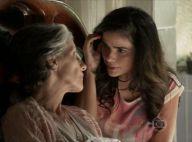 'A Regra do Jogo': Tóia briga com Djanira ao descobrir que Romero é seu filho