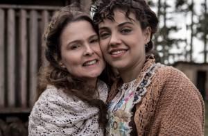 'Além do Tempo': Gema e Anita não voltam como mãe e filha na 2ª fase da novela