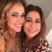 Daniela Mercury e Malu Verçosa comemoram 2 anos de casamento: 'Somos um só'