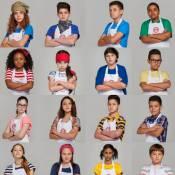 Conheça as 20 crianças que estarão na primeira temporada do 'MasterChef Júnior'