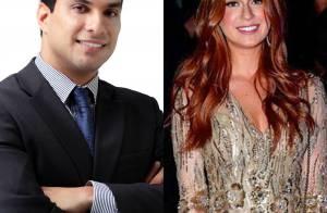 Deputado é apontado como affair de Marina Ruy Barbosa, mas ele nega: 'Só amigo'