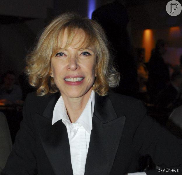 Marília Gabriela diz que não aprova o estilo 'mulherzinha'. A jornalista participou de uma fórum promovido pela revista 'Claudia', em 6 de agosto de 2013