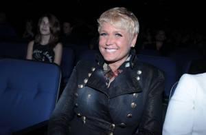 Xuxa prestigia o namorado, Junno Andrade, em peça: 'Feliz porque vou ver Ju!'