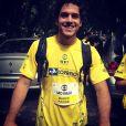 O ator também é adepto da bicicleta. No início do ano, Pigossi participou do evento World Bike Tour São Paulo, promovido pela TV Globo, e postou uma foto na sua página do Instagram