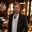 O ator Domingos Montagner participou da coletiva de imprensa de 'Joia Rara', próxima novela das seis