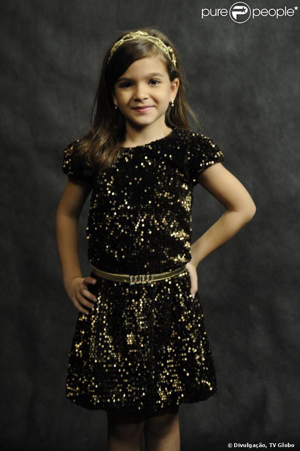Mel Maia interpreta Pérola, a protagonista de 'Joia Rara', próxima novela das seis da Globo, que estreia em 16 de setembro de 2013