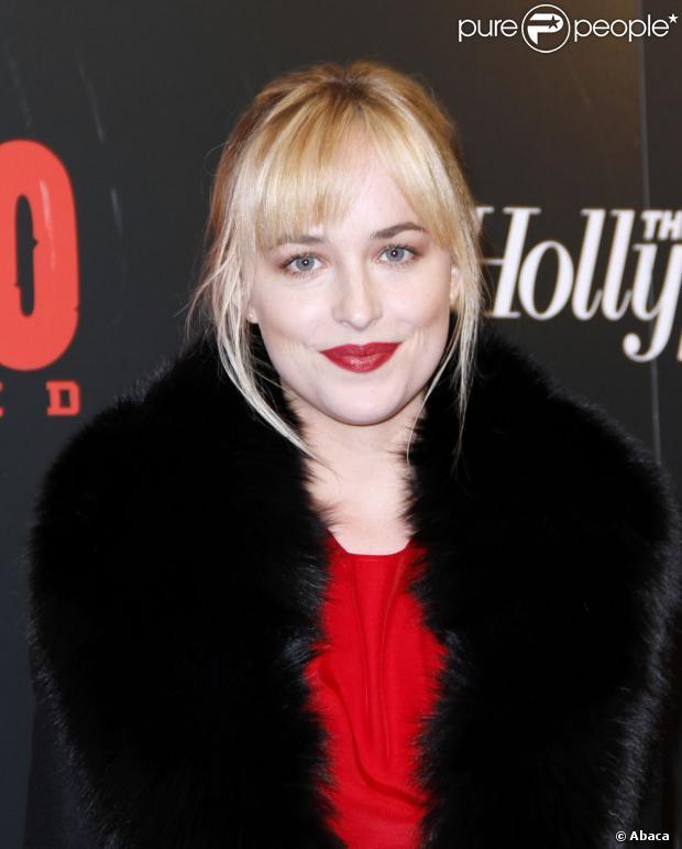 Dakota Johnson está sendo cotada para intergrar o elenco de 'Cinquenta Tons de Cinza'