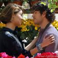 Bento (Marco Pigossi) aceita se casar com Amora (Sophie Charlotte), em 'Sangue Bom', em 2 de setembro de 2013