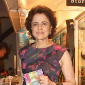 Marieta Severo dispara sobre a imagem: 'Para 66 anos estou muito satisfeita'