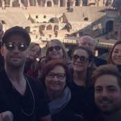 Paulo Gustavo e o marido, Thales Bretas, levam família para lua de mel na Itália