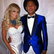 Neymar é clicado com ring girl Jhenny Andrade em Barcelona: 'Barbie e Ken'