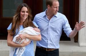 Kate Middleton, mais magra, faz 1ª aparição após dar à luz: 'Com jeans skinny'