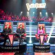 Ivete Sangalo, Carlinhos Brown e a dupla sertaneja Victor e Léo são os jurados do 'The Voice Kids'