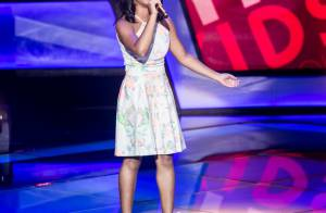 'The Voice Kids': Julie de Assis chora, emociona público e Ivete Sangalo leva