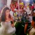 Julie já tinha se apresentado com Ivete Sangalo no trio elétrico em São Pedro, na Praça da Piedade, em Salvador