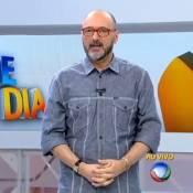 Britto Jr. volta ao 'Hoje em Dia' e alfineta: 'Ao Cesar Filho desejo promoção'