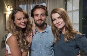 Final de 'Além do Tempo': Melissa mata Pedro e Ariel salva Lívia e Felipe