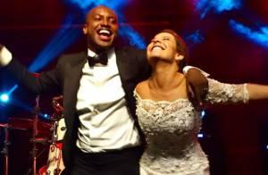 Thiaguinho e Fernanda Souza completam 1 ano de casados. Relembre momentos!