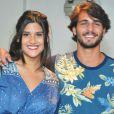 Namoro de Giulia Costa e Brenno Leone, colegas em 'Malhação', chega ao fim, neste mês de junho de 2016