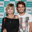 Julianne Trevisol e o ator Christian Monassa romperam após um ano e dois meses de namoro