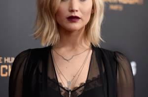 Jennifer Lawrence esbanja autoestima e dispara: 'Se tem seios, tem que mostrar!'