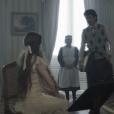 Felipe (Jesuíta Barbosa) descobre gravidez de Cecília (Alice Wegmann) e diz que não podem mais ficar juntos