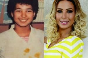 Do baú: veja fotos da funkeira Valesca Popozuda antes de ficar famosa